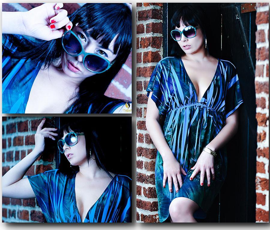 Miss Nyssa Nevers Photo Shoot